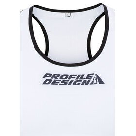 Profile Design ID - Mujer - rojo/blanco
